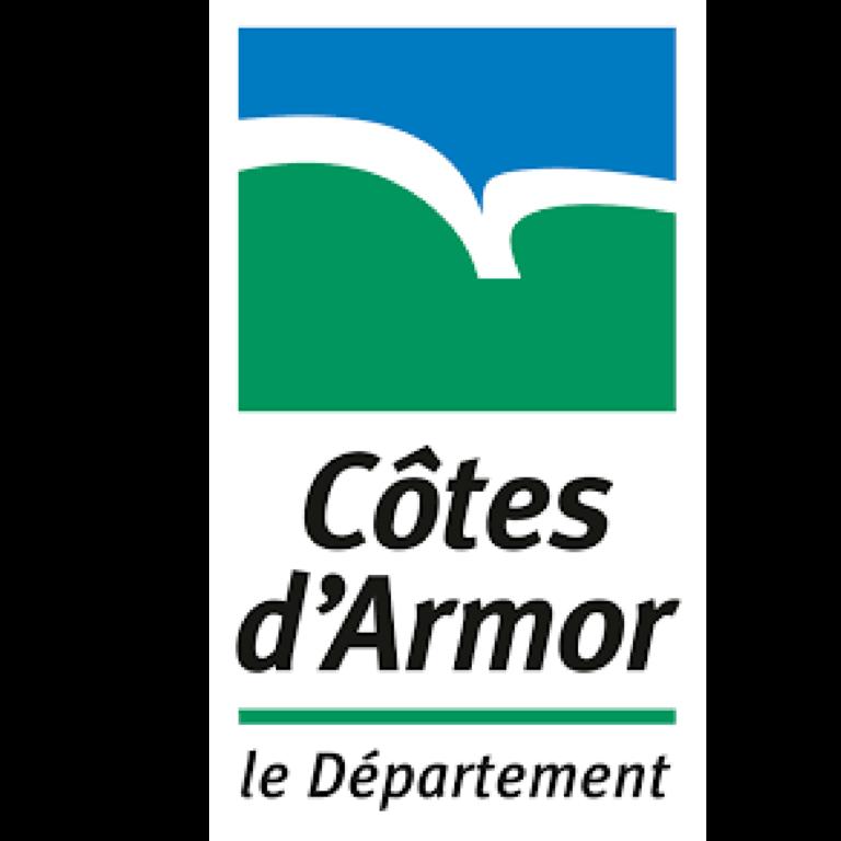 Visuel logo cotes d'armor