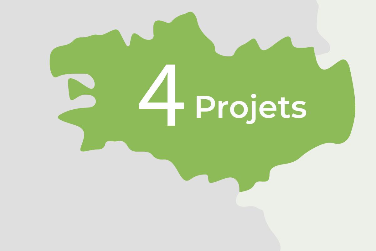illustration carte projets